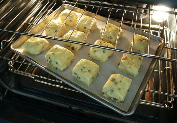 raisin-scones-bake
