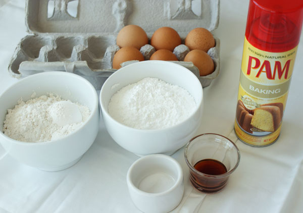 sponge-cake-ingredients