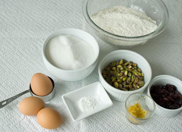 cherry-pistachio-biscotti-ingredients