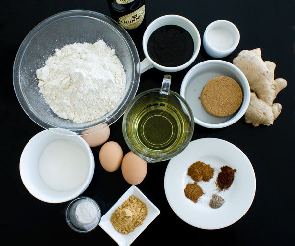 gingerbread-ingredients