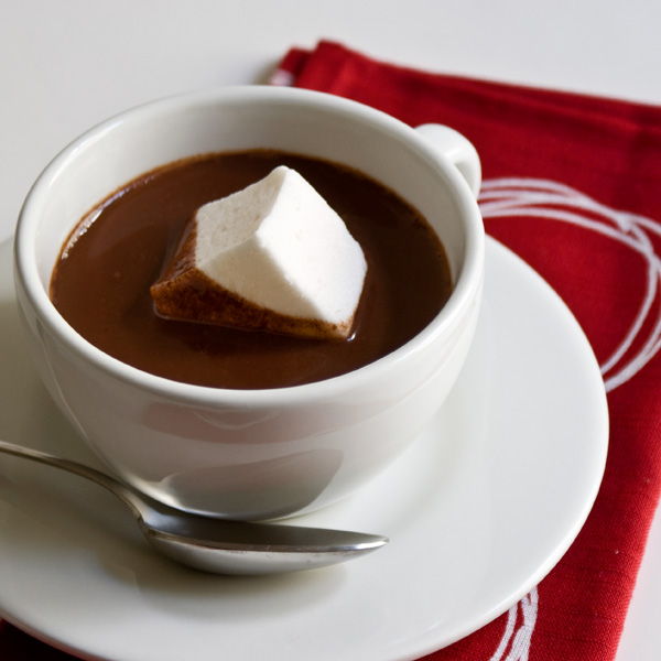 Hot Chocolate with Chile
