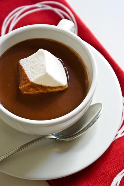 Hot, Hot Chocolate