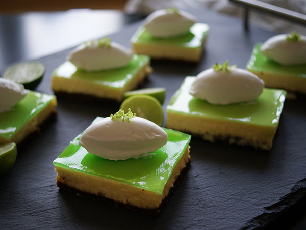Glorious Key Lime Bars